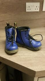 Childrens Doc Martins