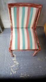 Ladies dressing table chair