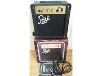 Park by Marshall G10 MKII Guitar Practise Amp. 10 Watt output. Designed by Marshall Amplification.