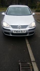 VW GOLF 1.9 TDI SE AUTO 6 SPEED IN METALLIC SILVER WITH FULL SERVICE HISTORY