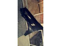 VW Jetta 2006 Bumper and Wing Mint Condition