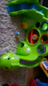 Fisher price snake play centre