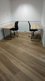 Serviced offices to rent in Ilford -£199 per desk/month