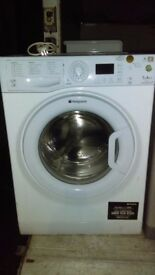 HOTPOINT 7kg white WASHING MACHINE