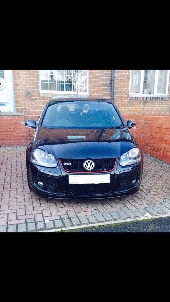Volkswagen Golf Gti 2008 Dsg Good Condition 1 Year Mot BARGAIN ONLY £5100