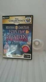 PC Game Escape from Ravenhearst