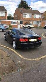 BMW 335i Coupe M Sport Black Low Mileage Quick Sale Needed