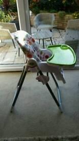 Child's dining seat