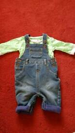 Baby boy outfit.