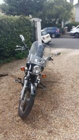 Yamaha XVS125 Dragstar 124cc