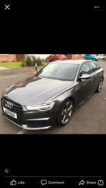 Audi A6 Black Edition Ultra