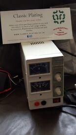 Electro plating kit