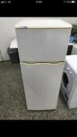 Coolzone fridge freezer full working very nice 4 month warranty free delivery