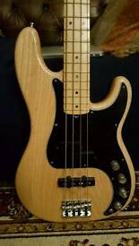 Fender Precision Deluxe USA 2012