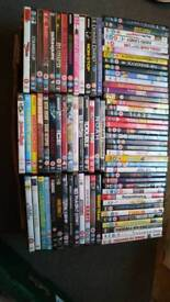 Dvd job lot of 81, lots of good titles