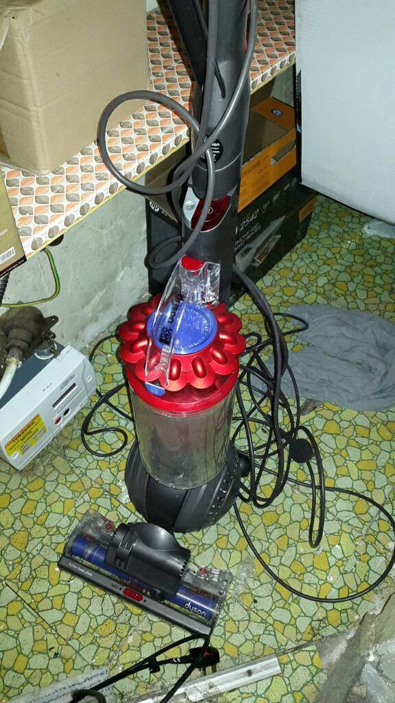 Dyson Dc55 Total Clean Red Accessories Dyson Zorb In