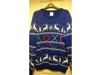 Mens PlayStation jumper ps4
