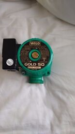 WILO GOLD 50 3 speed Central Heating Circulating Pump