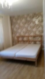 FURNISHED DOUBLE ROOM FOR PROFESSIONAL NONSMOKER FOR RENT AVAILABLE IN CITY CENTRE £520 per month
