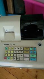 Olivetti ECR300 cash register
