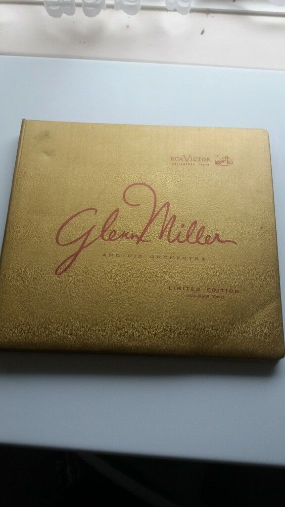 Glen Miller collection 5 vinyl LPs