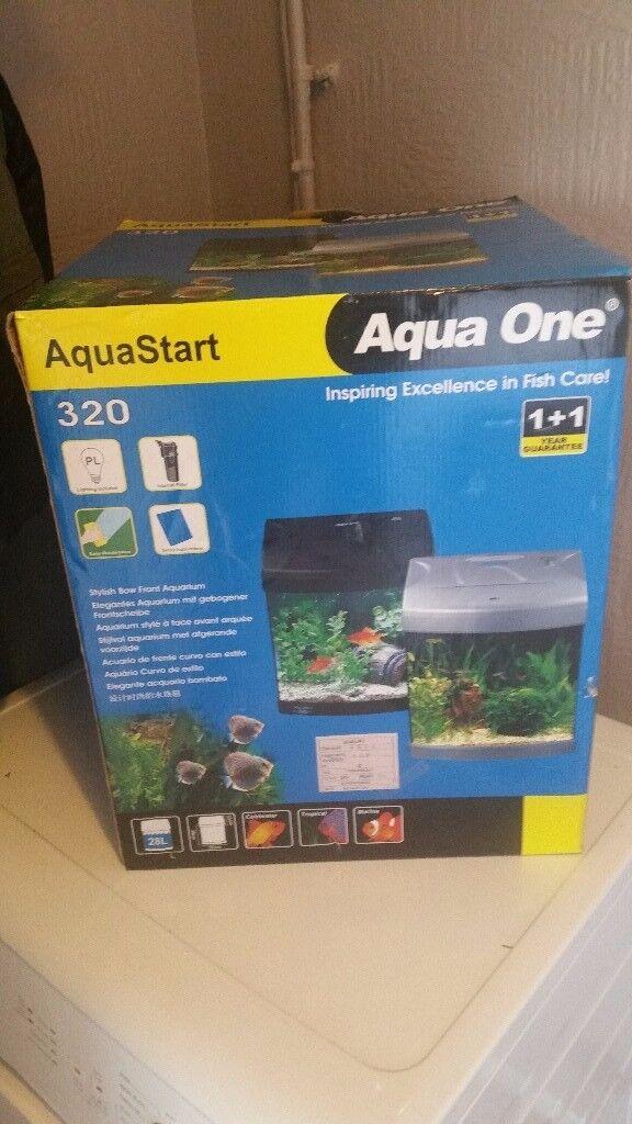 Aquastart 320 Aquarium