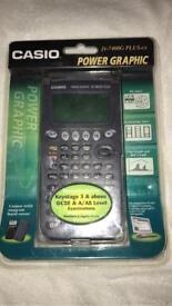 Scientific calculator gcse
