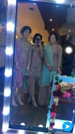 Pakistani Formal Wedding Outfit