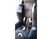 Britax First Class Plus Combination Car Seat - Black, in excellent condition