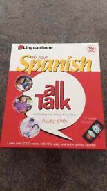 Linguaphone Spanish 16 CD's