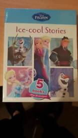 Disney's Frozen - Ice cool stories *NEW & SEALED*