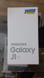 SAMSUNG GALAXY J1 6 BRAND NEW WITH BOX (UNOPENED) - 4G LTE SMARTPHONE UNLOCKED