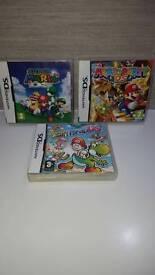 Mario ds games bundle