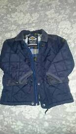 Boys Next coat. Aged 18months-2 years.
