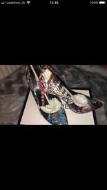 Size 7 Nine West heels