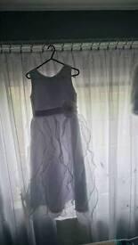 First Comunion white dress