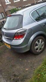 Vauxhall Astra 2008 only 91,000