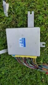 Subaru impreza WRX Type RA 1995 ECU and wiring