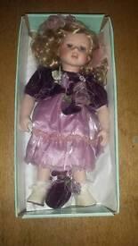 Alberon collectable dolls