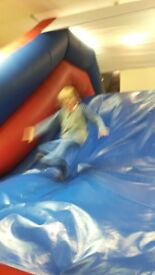 Jumbo Bouncy slide professional grade