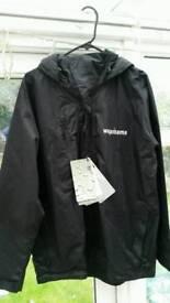 Mens bnwt Outdoor jacket/coat all weather