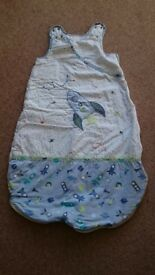Two Baby Sleeping Bags (Grobags) 0-6 months