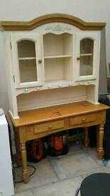 Solid oak dresser * reduced * £90.00 ono