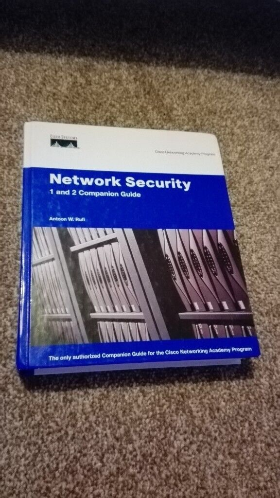 Network Security Book