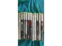 XBOX 360 GAMES 21 GAMES