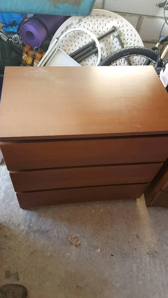 Ikea drawers set