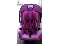 Baby car seat Tiny Tatty Teddy Dusky Pink