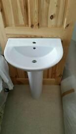 Sink & Pedestal (new)