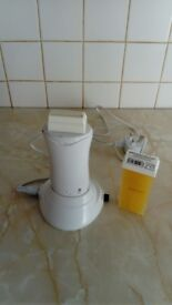 Deo hand held wax heater and refill