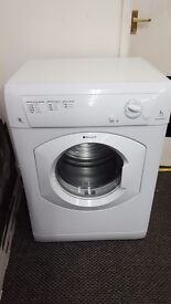 New graded hotpoint tumble dryer 7kg for sale in Coventry 12 month warranty